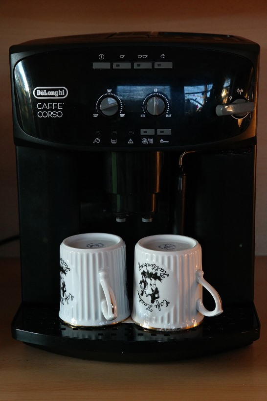 Benefits of Coffee Machines with Water Filters