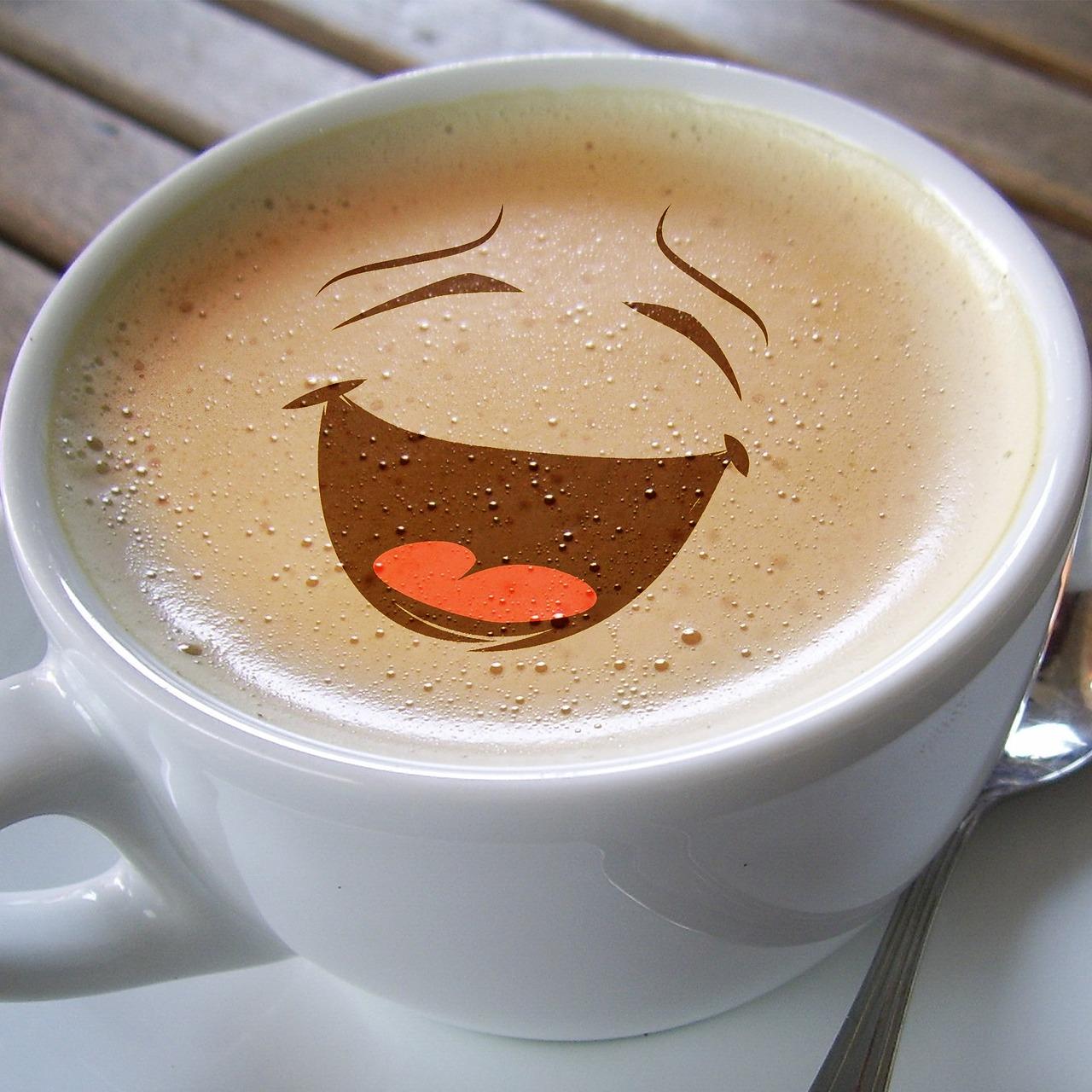 Freshly Roasted Coffee Beans to make Spooky Halloween Drinks